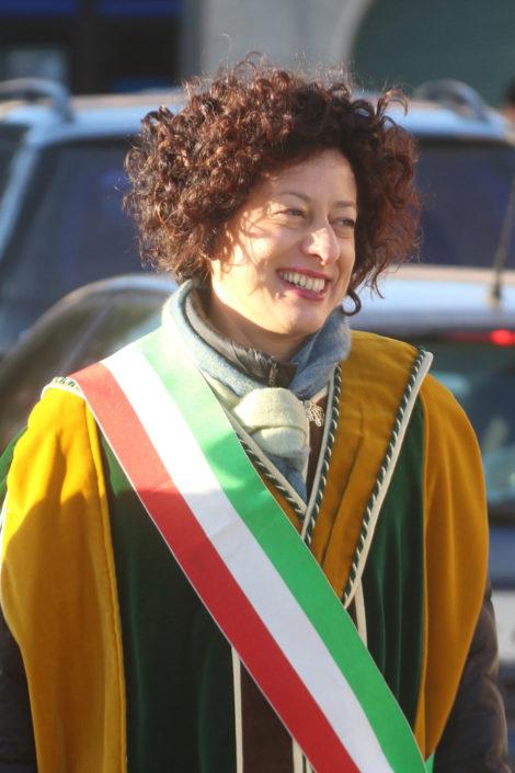 Piera Campana, sindaco di Breganze - Prima del Torcolato 2017 - ph.Stella