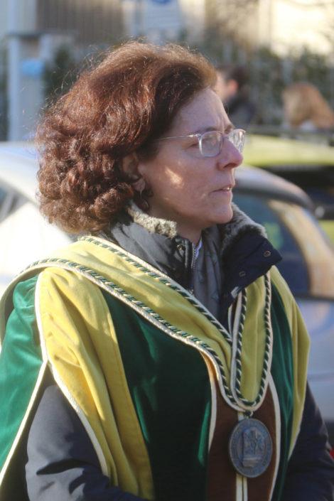 Bianchi Michiel, produttrice di Torcolato a Villa Angarano - Prima del Torcolato 2017 - ph.Stella